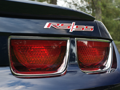 New 5th Gen Camaro RS/SS Emblems