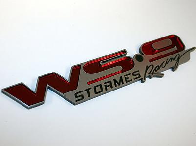 Custom Car Emblems from third_shift studios