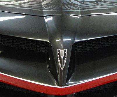 Custom Car Emblems From Third Shift Studios