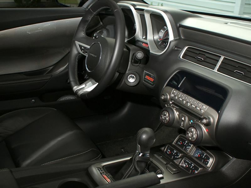 5th Gen Camaro Emblems From Third Shift Studios